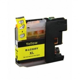 Compativel Brother BI-LC225 XL Yellow