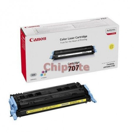 Canon 707Y Yellow