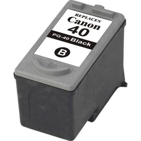 Compativel Canon Tinteiro BK PG40