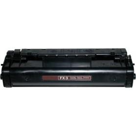 Canon FX3 Black 1557A003 Toner Compativel