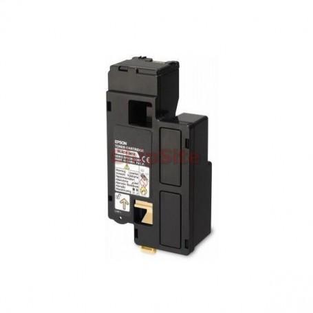 EPSON ACULASER C1700/CX17 Black C13S050614 Toner Compativel