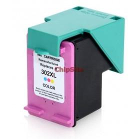 Compativel HP 302XL Tricolor (F6U67AE)