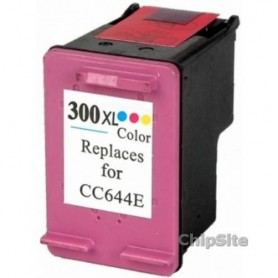 Compativel HP 300XL C (CC644E )