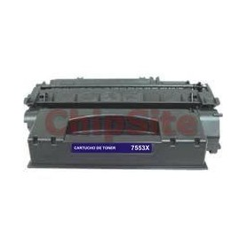 HP 53X / 49X Black Q7553X / Q5949X Toner Compativel