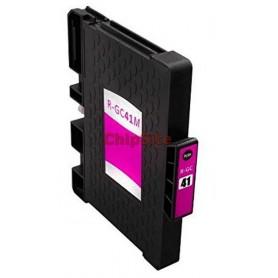 Ricoh 405767 / 405763 Magenta Tinteiro Compatível GC41