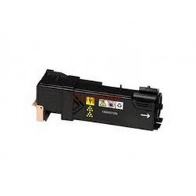 Xerox Phaser 6500 Yellow 106R01596 Toner Compativel