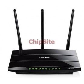 Router TP-Link  AC1200 Dual Band Wireless Gigabit