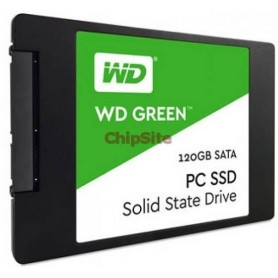 SSD Western Digital Green 120GB
