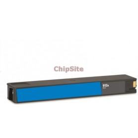 HP 913A/973X CYAN F6T77AE/F6T81AE Compativel