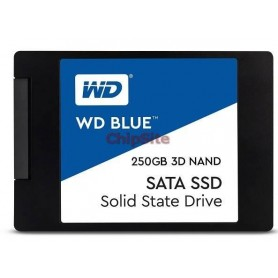 SSD Western Digital Blue 3D NAND SATA 250GB