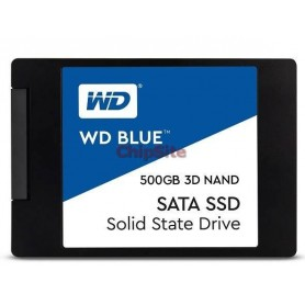 SSD Western Digital Blue 3D NAND SATA 500GB