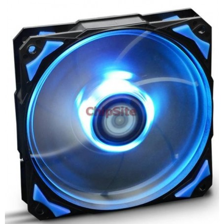 Nox Hummer H-Fan 120 LED Blue