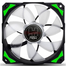 Nox Hummer H-Fan 120 LED Green