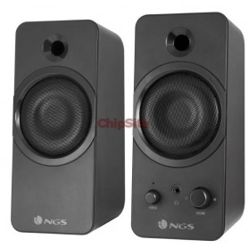 NGS Superbass Stereo Gaming Speakers