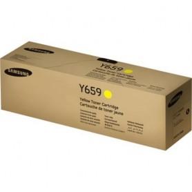 HP / Samsung Y659 Toner Yellow (SU570A)