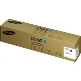 HP / Samsung C806S Toner Cyan (SS553A)