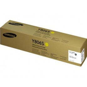HP / Samsung CLTY806S Toner Yellow (SS728A)