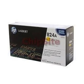 HP 824A Drum Yellow (CB386A)