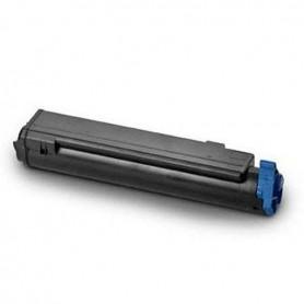 OKI B410/ B420/ B430/ B440/ MB460/ MB470/ MB480 Black Toner Compativel Premiun 43979102