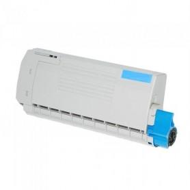 OKI C612 Cyan Toner Compativel 46507507