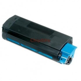 OKI 43324424 Black C5800 / C5900 / C5550MFP Toner Compativel