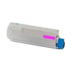 OKI MC760/ MC770/ MC780 Cyan Toner Compativel 45396303