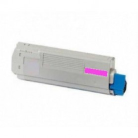 OKI MC853/ MC873 Cyan Toner Compativel 45862840
