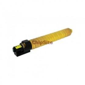 Ricoh SP-C820DN/ SP-C821DN Yellow Toner Compativel 820117/ 821059