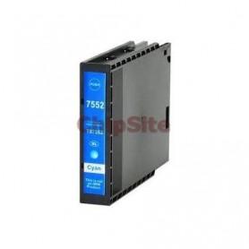 Epson T7562 / T7552 Cyan Pigmentada Compativel