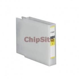 Epson T7564 / T7554 Yellow Pigmentada Compativel