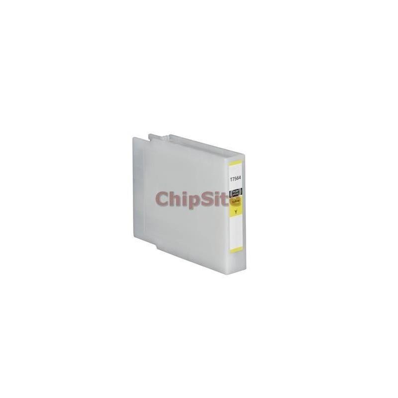 Epson T7561/T7551 BLACK PIGMENTADA Compativel
