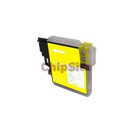Brother LC985 Yellow Compativel Premium