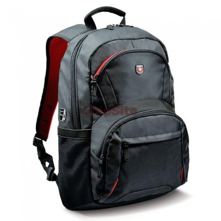 Port Designs  Mochila Houston Preto  15.6""