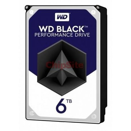 Western Digital 6TB Caviar Black SATA 6Gb/s