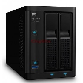 Western Digital My Cloud PR2100 sem disco