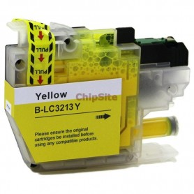 Brother LC3213 / LC3211 Yellow Compativel Premiun