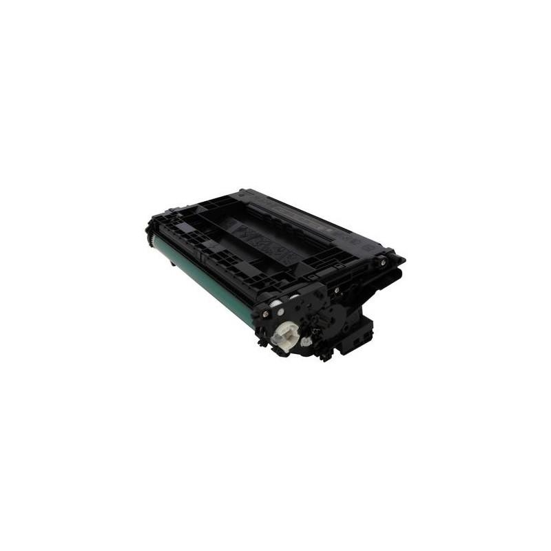 HP 37A Black CF237A Compativel
