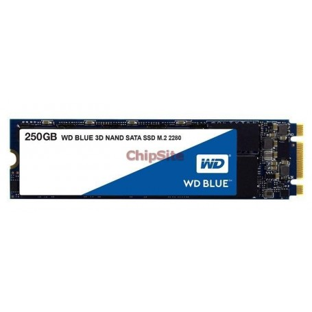 SSD M.2 Western Digital Blue 250GB 3D NAND SATA