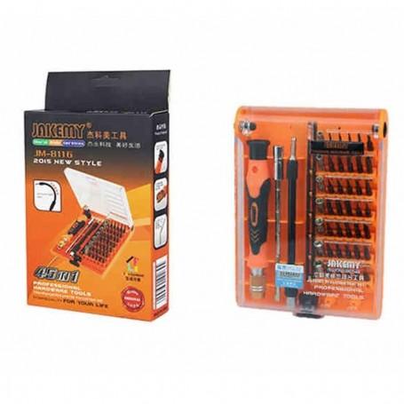 Kit de ferramentas Jakemy JM-8116