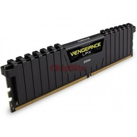 Corsair 8GB  DDR4 2666MHz Vengeance LPX Black