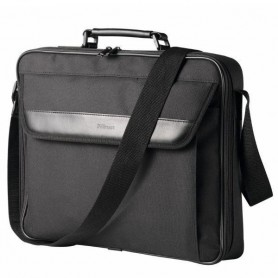 Mala Trust Atlanta Carry Bag Para 17.3 Notebook Preto