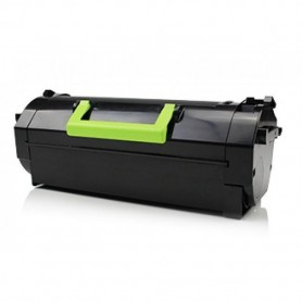 Lexmark MS517/MS617/MX517/MX617 Preto Toner Compativel