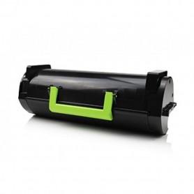 Lexmark MX711/MX810/MX811/MX812 Preto Toner Compatível