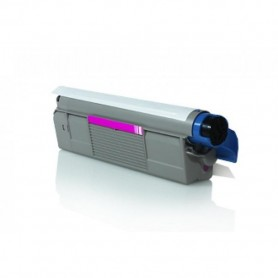 G&G OKI C712 Cyan Toner Compativel Premium