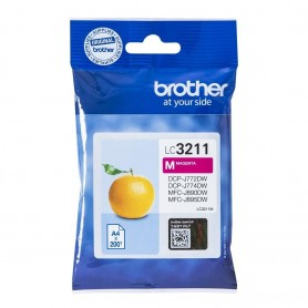 Brother LC3211Y Yellow