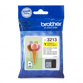 Brother LC3211BK Black