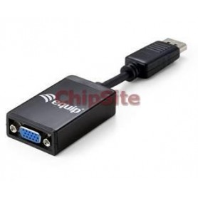 Adaptador Equip Display Port para VGA M/F