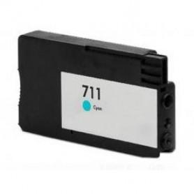 HP 711 V4/V5 Cyan  CZ130A Compatível Premium