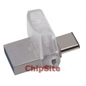 Kingston Data Traveler microDuo 3C, 64GB USB 3.0/3.1