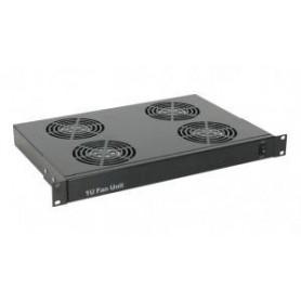 Kit de Ventilação de 4 Coolers para Rack Phasak-Pro/Phasak-Pro Server